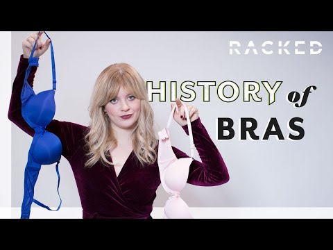 Before There Were Bras, There Were 'Breastbags'