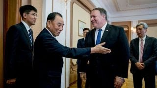 Secretary of State Pompeo visits North Korea to talk denuclearization plans