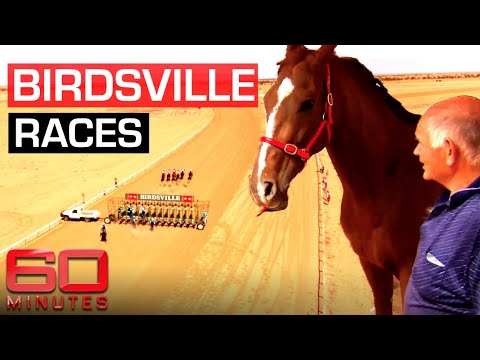 Inside The World's Best Outback Horse Racing Carnival | 60 Minutes Australia
