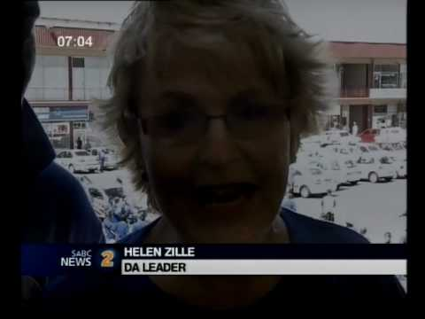 Helen Zille has made a scathing attack on President Jacob Zuma.