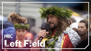 Why Native Hawaiians Protesting Giant Telescope on Mauna Kea Aren't Going Anywhere | NBC Left Field