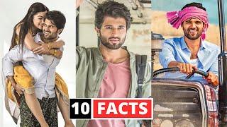 Vijay Deverakonda 10 SHOCKING UNKNOWN Facts   You Didn't Know   2020