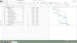 УПРАВЛЕНИЕ ПРОЕКТАМИ ЛР 3 Планирование задач проекта  Часть 1(, 2014-12-22T06:06:30.000Z)