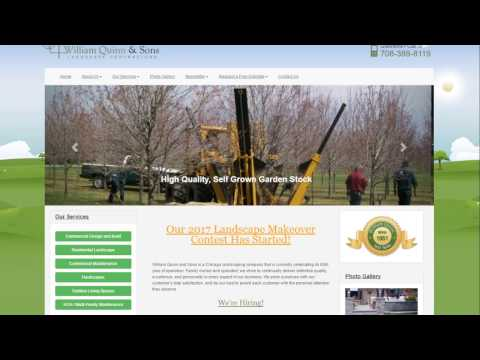 William Quinn & Sons 2017 $5,000 Landscape Makeover Contest!