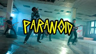 Hellfreezed - Paranoid (Official Music Video)