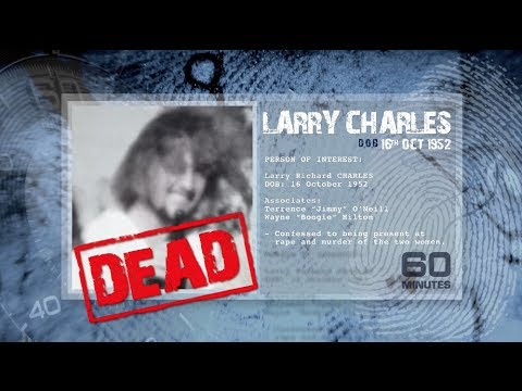 PERSON OF INTEREST: Larry Charles