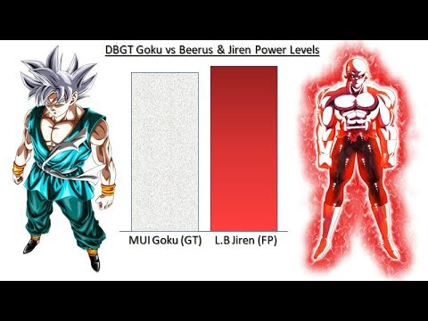 Dragon ball GT Super battle Power Level 816
