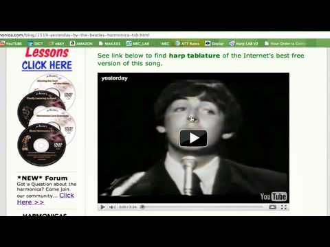 Harmonica harmonica tabs popular songs : Harmonica : harmonica tabs popular songs Harmonica Tabs plus ...