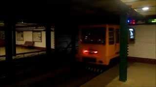 Metro Budapest - Station Oktogon M1