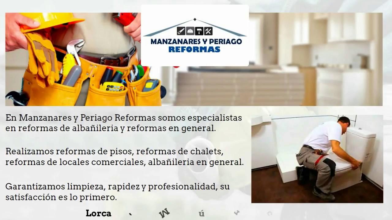 Reformas de albañileria en Murcia    Reformas en general en Lorca ...
