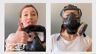 A Marine's Advice on Tear Gas Attacks