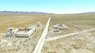 ABANDONED FAKE MYSTERY Middle Eastern Town Of Nowhere Nevada CREEPY! thumbnail