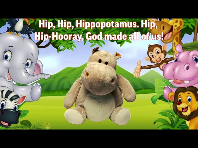Sunday School Songs - 01 - Hippo Song