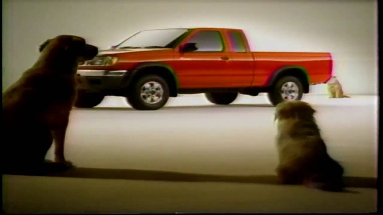 Nissan Frontier Commercial (1997) - YouTube