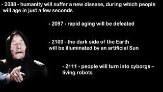 Baba Vanga's Predictions (2024 - 5079)