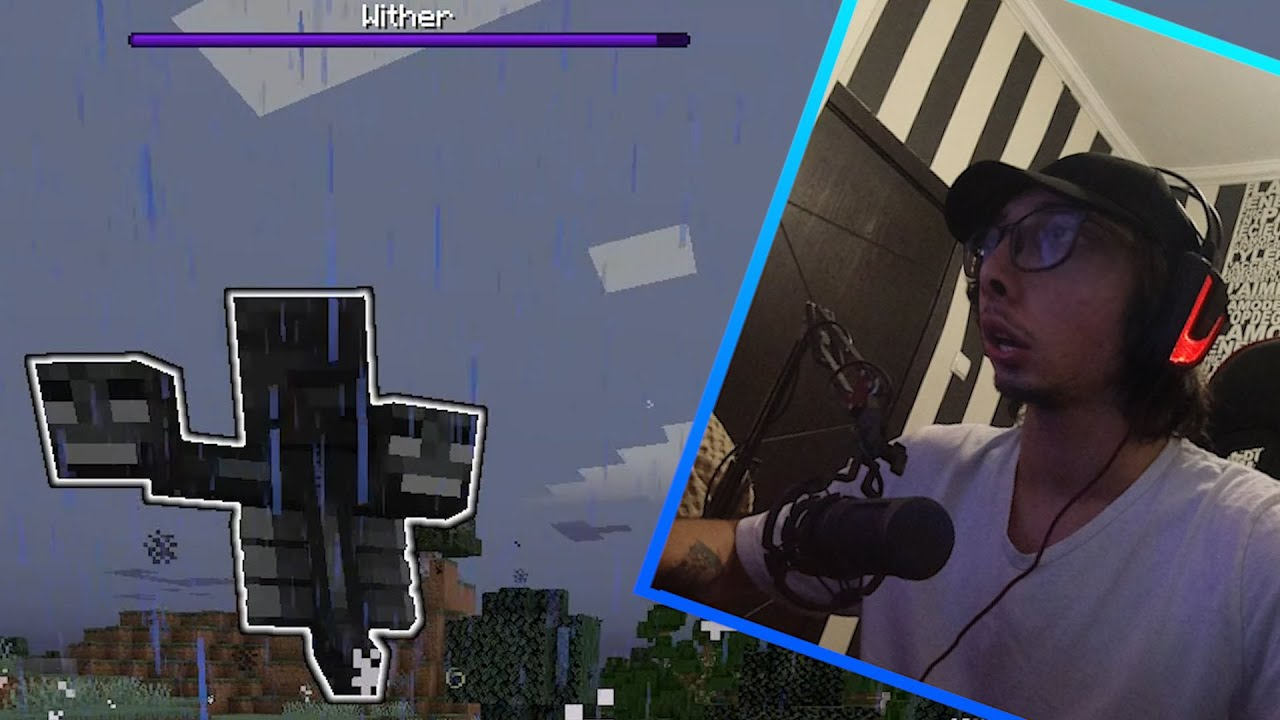 Wither! ახალი ნივთი ბაზაზე.   EP 6 – Minecraft