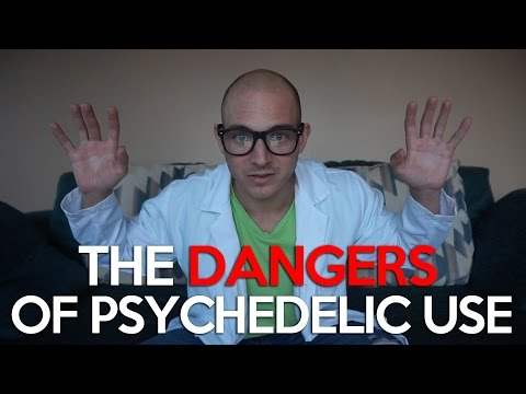 The Dangers of Psychedelic Use