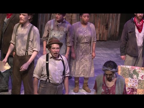 Q&A: A Musical Set In A West Virginia Coal Mine Is Coming To Morgantown, W.Va.