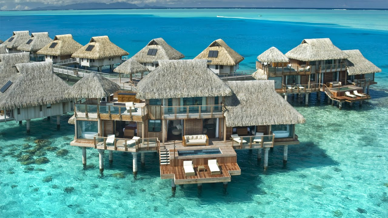 Top 10 Vacation Spots In The World Youtube