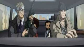 The Boondocks and Pulp Fiction