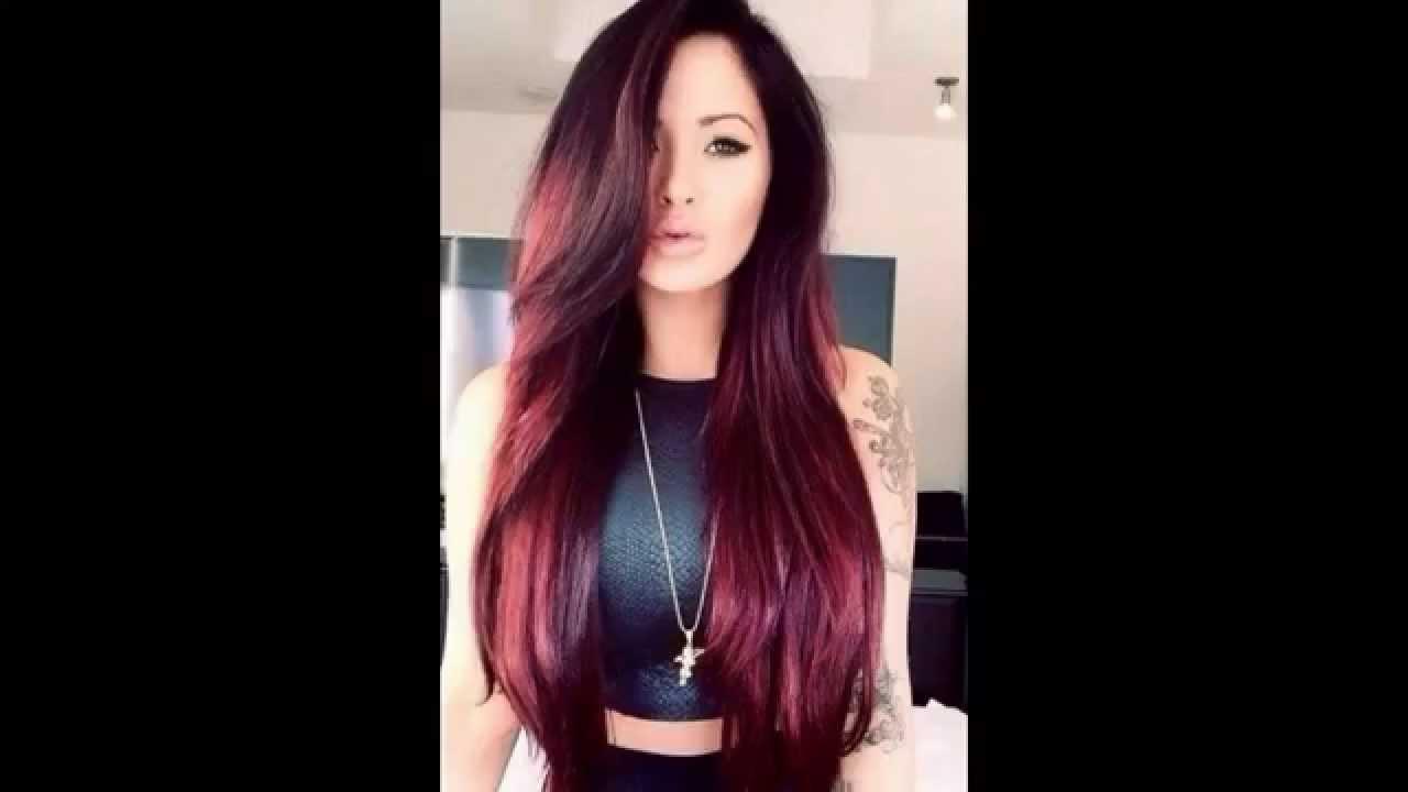 cortes de cabello tendencias tendencia colore en cabello youtube