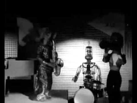 Don Spencer - Fireball xl5  - Stereo remix