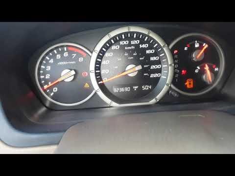 Honda MRV 2006 Reset Abs Light And TCS Light ⚠️
