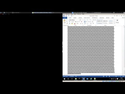 How To: Infect Word 2013 With Malicious Metasploit Payloads