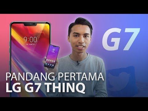 Pandang Pertama: LG G7 ThinQ