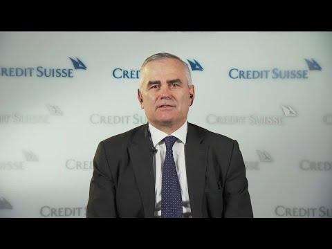 Credit Suisse CEO on Covid-19 Impact, Market Volatility
