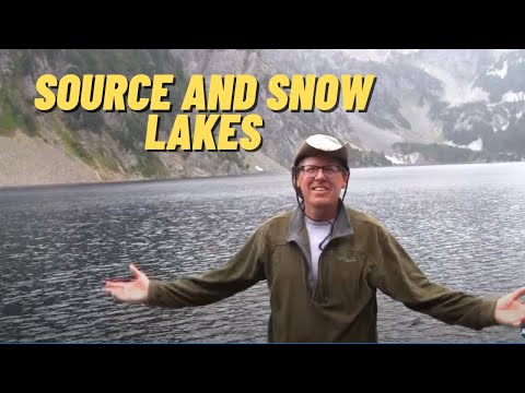 Source And Snow Lakes