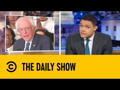 The Democrat's Apology Tour | The Daily Show with Trevor Noah