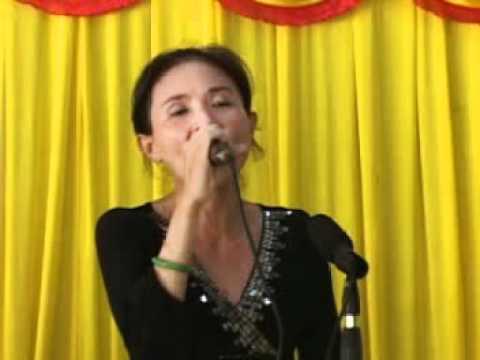 Huỳnh Minh Thiện :NS Thanh Ngân về thăm đạo tràng