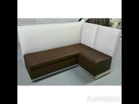 CUSTOM ROYALTY FURNITURE KITCHEN BANQUETTE BOOTH