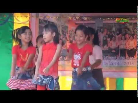 Goyang Bebek Ngambang ala SDN 002 Ratu Sima Kota Dumai