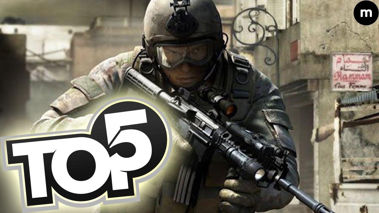 Top 5 Nuevos Juegos De Guerra En Camino 2016 2017 Ps4 Xbox Pc Youtube
