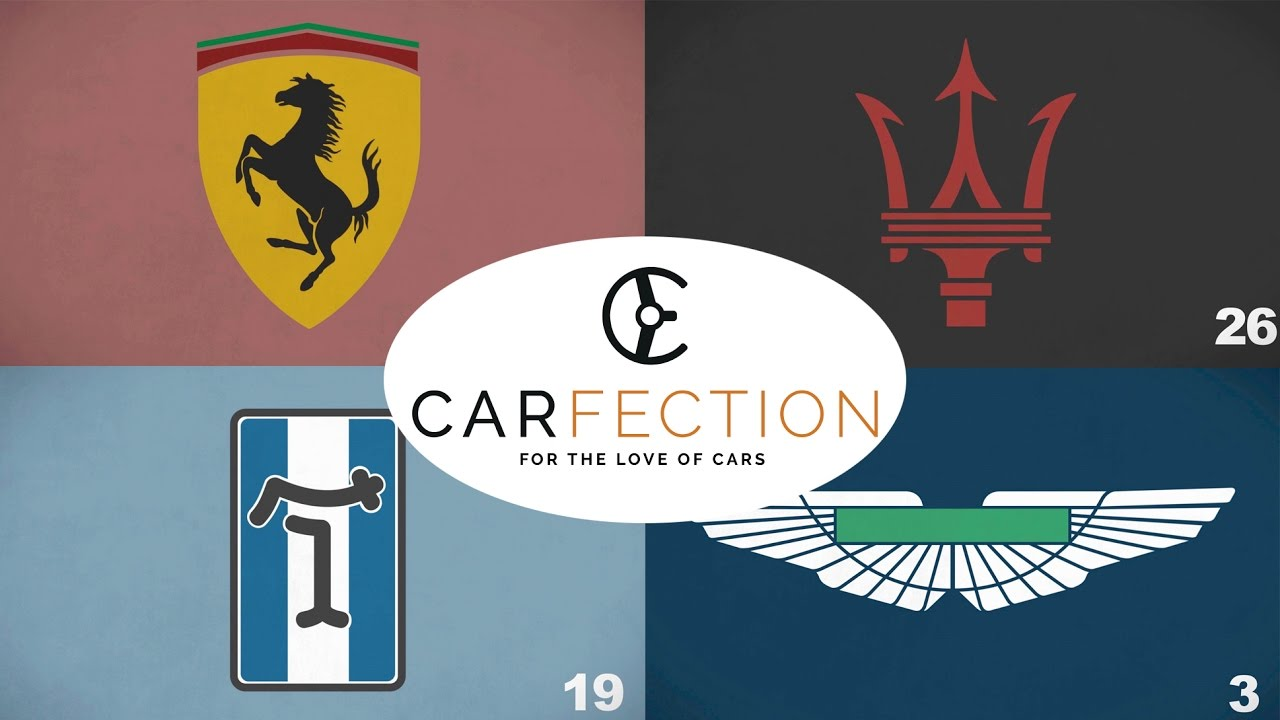 Can You Name These 60 Car Badges?: Test Your Knowledge - Carfection