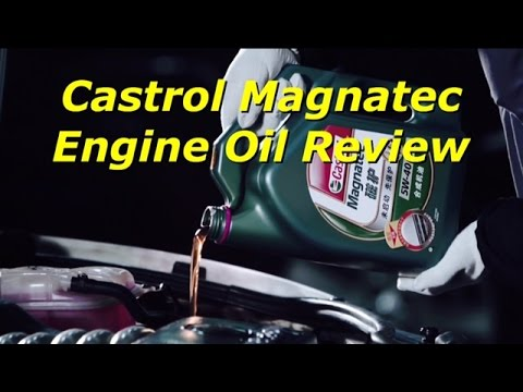 Castrol Magnatec Engine Oil Review | Motor Oil Review | Is Magnatec Fully Synthetic? | Bundys Garage