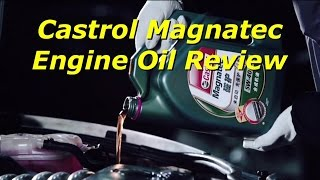 Castrol Magnatec Engine Oil Review - Motor Oil Review - Is Magnatec Fully Synthetic? - Mobil 1