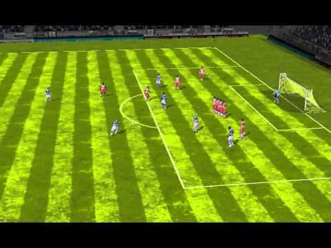 FIFA 14 Windows Phone 8 - Polymorphous VS Ind. Santa Fe