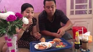 RA VƯỜN HÁI RAU VỀ NẤU CANH VẸM (CHEM CHÉP) | 7 Thuận #23