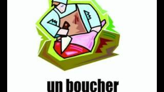 урок французского языка = занятия 1