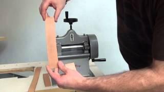 Ręczne maszynka do cięcia skóry