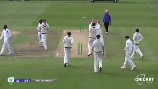 U19 AUS v SL: Hadley claims four, Sri Lanka force draw