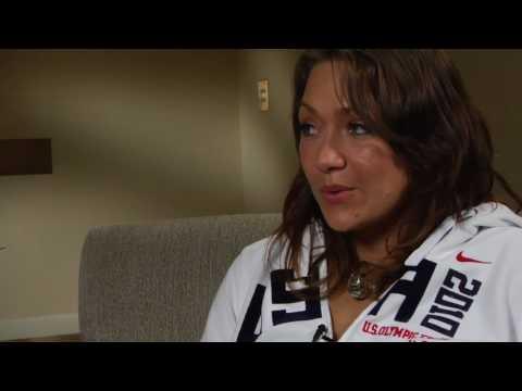 2010 Winter Olympics: Katie Uhlaender - Skeleton