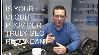 Is your cloud phone system actually geo-redundant?