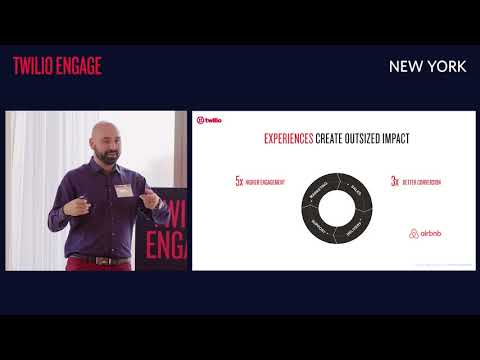 TWILIO ENGAGE NYC | Accelerating your Customer Engagement Road map