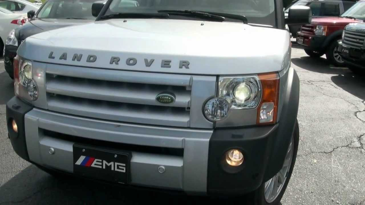 2008 Land Rover LR3 SE Start-Up And Overview Stock# 2254