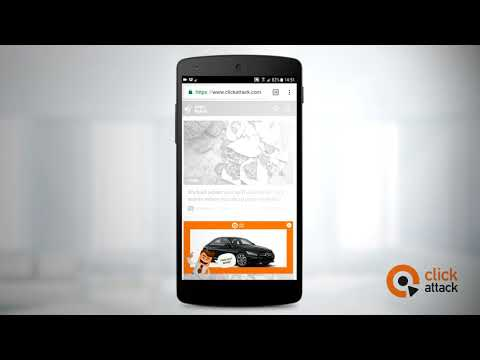Chrome Safe Rich Media Mobile Ads - ClickAttack