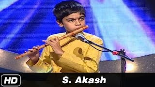 S Akash Flute | Raag Bhoop | Hindustani Classical | National...